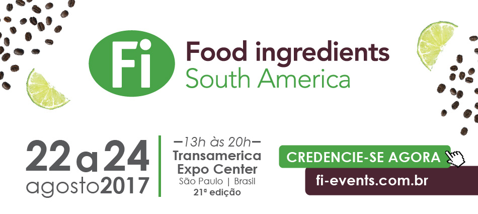Food ingredients South America 2017